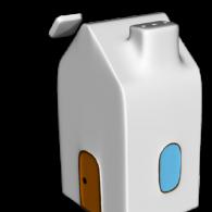 3d model - Salt