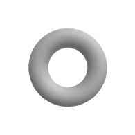 3d model - Donut