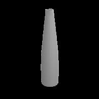 3d model - Peaked Vase
