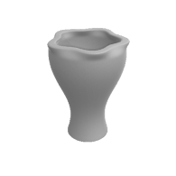 3d model - The wide one