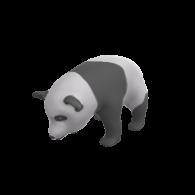 3d model - Panda