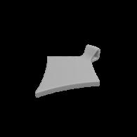 3d model - Wedge