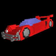 3d model - OP Car