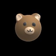 3d model - my cute bear