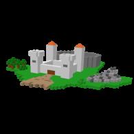 3d model - Castle