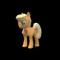 3d model - Order Pony