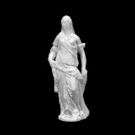 3d model - Veiled