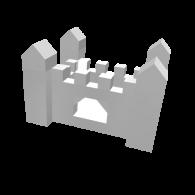 3d model - Castle 13min
