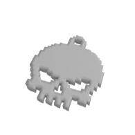 3d model - Skull