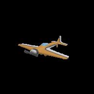 3d model - Plane