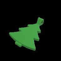 3d model - Pine