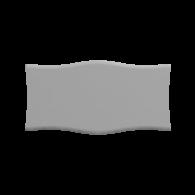 3d model - Nameplate stickable