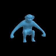 3d model - BlueMonkey