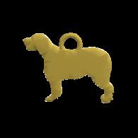 3d model - Golden