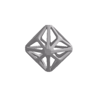 3d model - Small TriakisOctahedron
