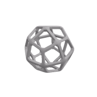 3d model - DeltoidalIcositetrahedron