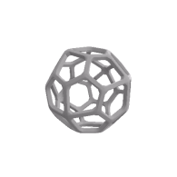 3d model - day197_PentagonalIcositetrahedron