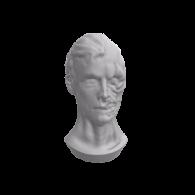 3d model - TwoFace