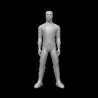 3d model - Man
