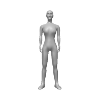 3d model - Woman