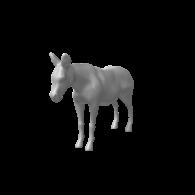 3d model - Zebra