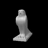 3d model - Falcon Relic