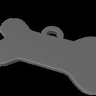3d model - Bone Pendant