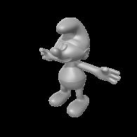 3d model - Smurf