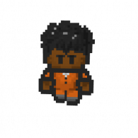 3d model - escapists 2 character