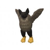 3d model - Owlpig