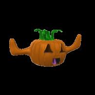3d model - Pumpkin