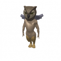 3d model - Manowl