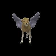 3d model - FantasyCreature