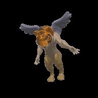 3d model - Tigerman