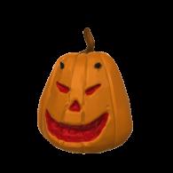 3d model - EvilPumpkin