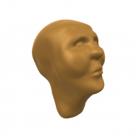 3d model - OldMan