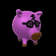 3d model - PiggyPotter