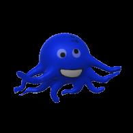 3d model - Octopus