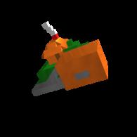 3d model - minecraft pc