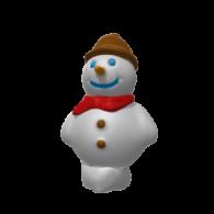3d model - Snowman végleges