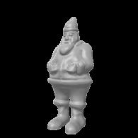 3d model - Santa