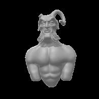 3d model - druid