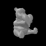 3d model - teddy4