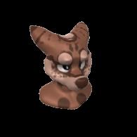3d model - brownie