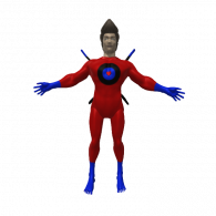 3d model - Doctor Lou