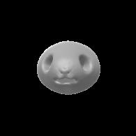 3d model - puffled1