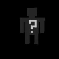 3d model - el personaje misterioso