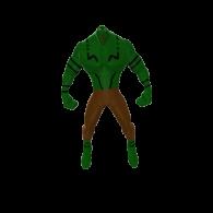 3d model - sukuna ogre