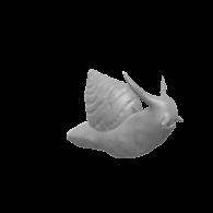 3d model - Snail