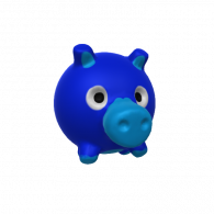 3d model - Ponky